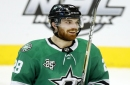 Which Stars defenseman will lose playing time once Stephen Johns returns?