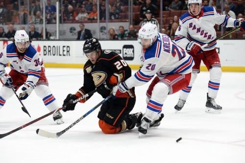 Ducks vs. Rangers Morning RECAP: Seven In A Row