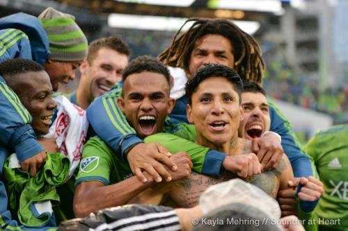 Photo Gallery: Sounders vs San Jose