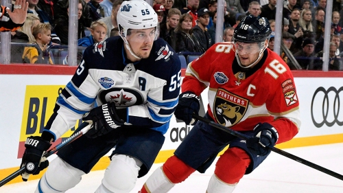 NHL Live Tracker: Jets vs. Panthers