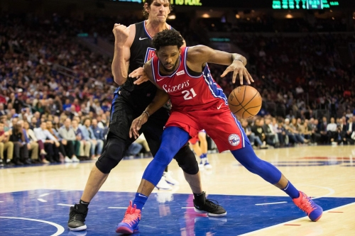 Joel Embiid Can Help Fix The Sixers Spacing Issues