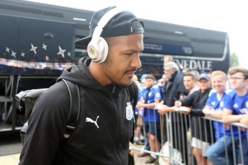 Salomon Rondon posts message - and Newcastle United fans react amusingly