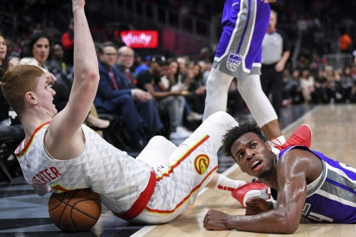 Kevin Huerter questionable for Saturday's game against Heat