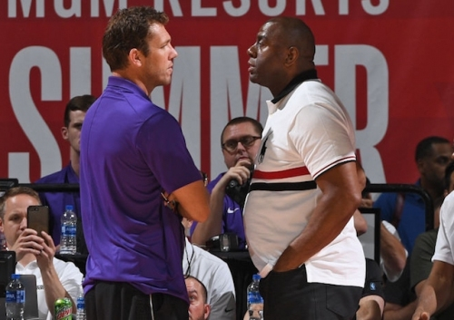 Lakers Rumors: Magic Johnson Was 'Angry' In Meeting, But Luke Walton 'Not In Danger' Of Being Fired