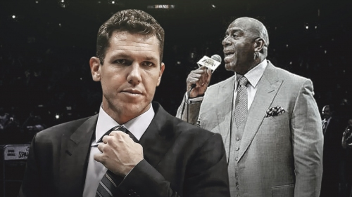 Report: Luke Walton's job not in danger; Lakers ownership still believes in him