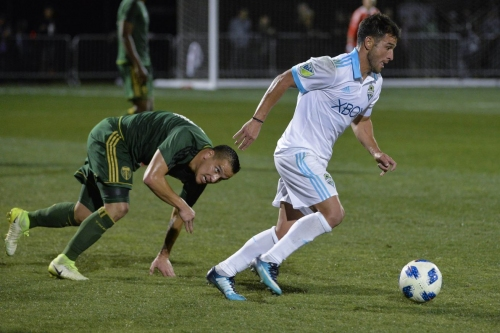 Timbers playoff series 'will be like a final,' Nico Lodeiro says