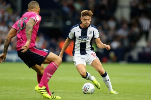 Darren Moore's message to Leicester City family and Harvey Barnes