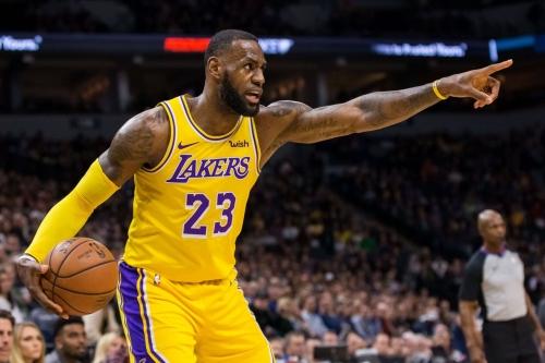 Raptors vs. Lakers — Who you got?