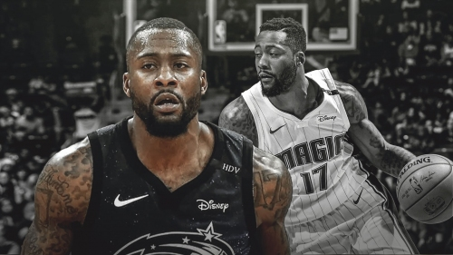Magic's Jonathon Simmons dealing with right wrist contusion