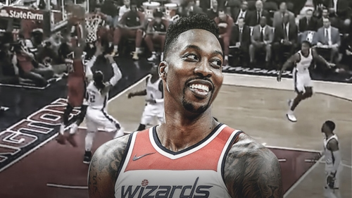 Video: Dwight Howard gets off to high-flying start with Wizards