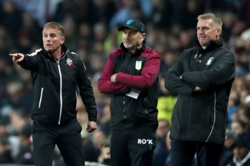 'A lot better' - Dean Smith reveals this Aston Villa player has shocked him