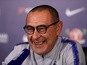 Chelsea boss Sarri focused solely on Palace as Premier League record looms