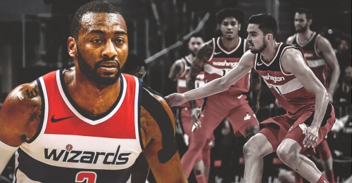 John Wall says it's the defense that's the issue