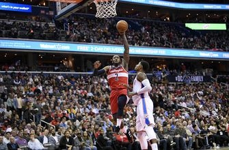 With NBA's worst D, other issues, Wall's Wizards start 1-7