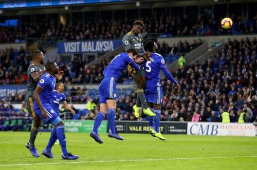 The Cardiff City player ratings as ineffectual Bluebirds attack is denied by inspired Leicester City