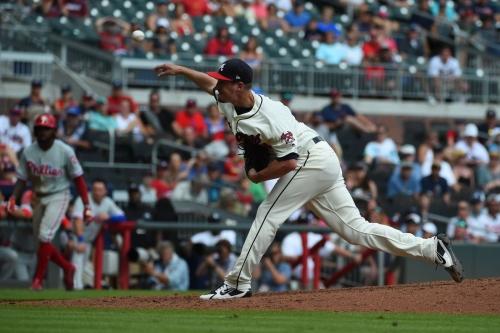 2018 Atlanta Braves Player Review: Shane Carle