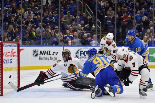 Central Division Roundup: Week Four