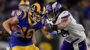 Linebacker Eric Kendricks has been a tackling machine for Vikings