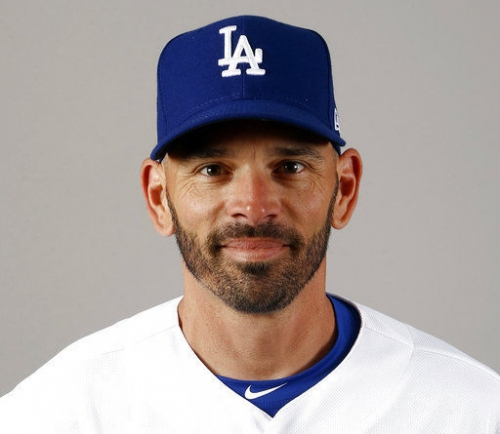 Woodward hired as Rangers manager after 3 years as Dodgers coach