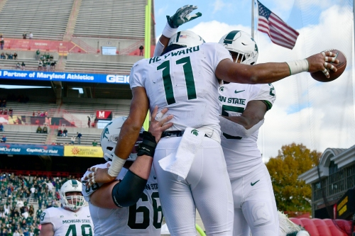 Michigan State football: Rate their performance vs. Maryland