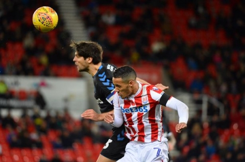 Stoke City 0 Middlesbrough 0: Tom Ince needs surgery says Gary Rowett after tonight's stalemate