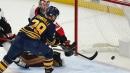 Sabres chase Anderson in 9-2 shellacking of Senators