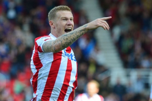 Stoke City 0 Middlesbrough 0: Boss disappointed by goading of James McClean
