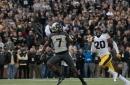 Purdue Football: Boilers Evans kicks game-winning FG to beat Iowa, 38-36