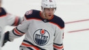 Oilers score 12 seconds into game against Red Wings
