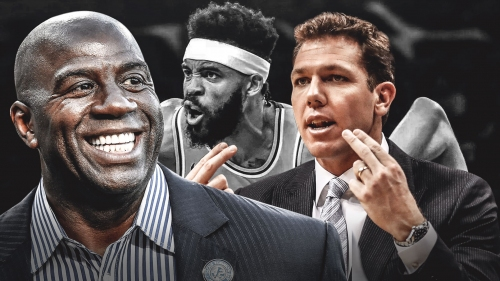 Lakers rumors: Luke Walton asked Magic Johnson for big man help behind JaVale McGee