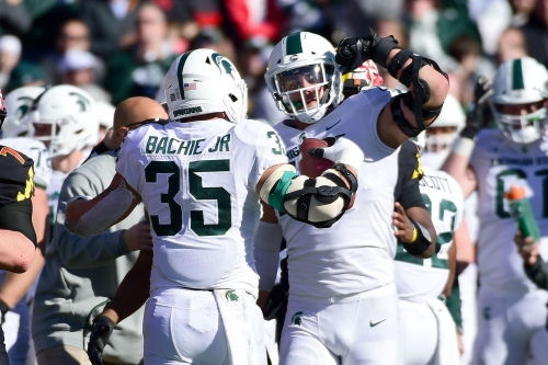 What is Michigan State playing for at this point of season?