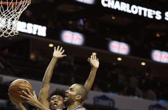 Lamb scores 19, Hornets rout Cavaliers 126-94