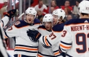 McDavid, Oilers stay hot in win over Red Wings