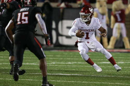 OU football: Highlights from Sooners game against Texas Tech
