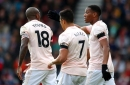 Man Utd player ratings vs Bournemouth: Anthony Martial and Marcus Rashford excellent
