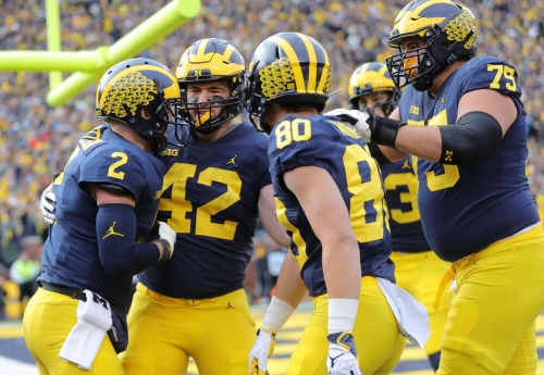 Michigan football's brash swagger is real, and so is this team