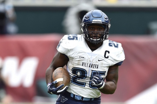 'Nova earns first CAA win in dominant victory over Richmond, 45-21
