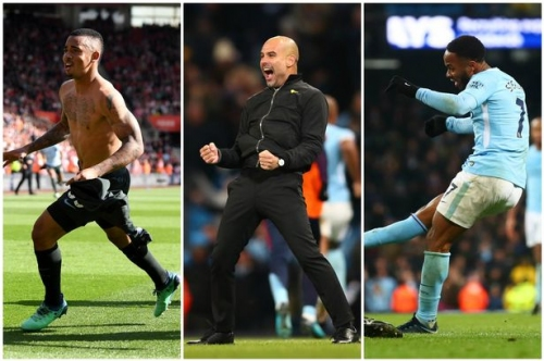 Man City vs Southampton LIVE goal and score updates as Pep Guardiola's side look to return top