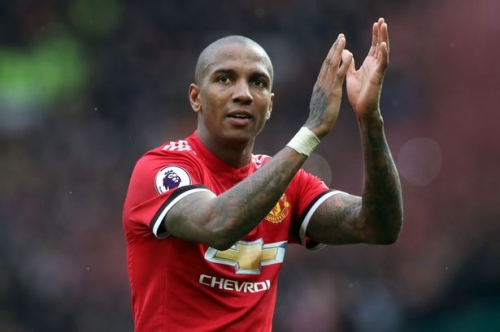 Ashley Young reacts to vile Twitter troll's joke about Leicester City helicopter crash tragedy