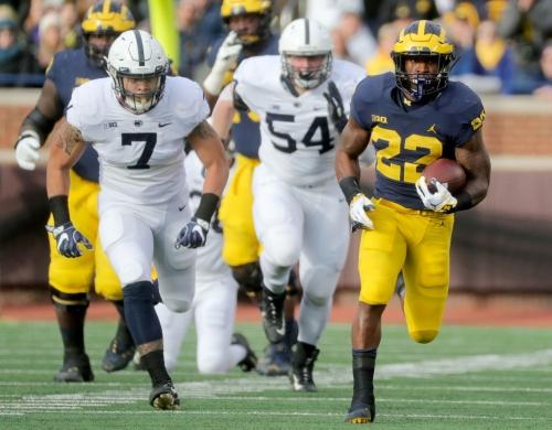 Big Ten football power rankings   Michigan remains solid No. 1