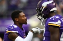 Vikings WR Stefon Diggs misses first game of season with rib injury