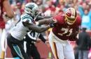 Washington Redskins vs Atlanta Falcons Inactives: Chris Thompson, Jamison Crowder, Trent Williams OUT