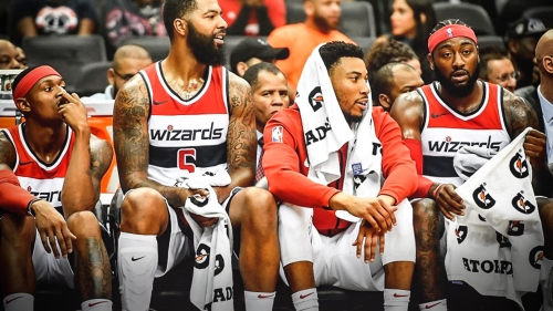 Report: Scout calls Wizards the worst team he has seen this season and says they won't turn it around