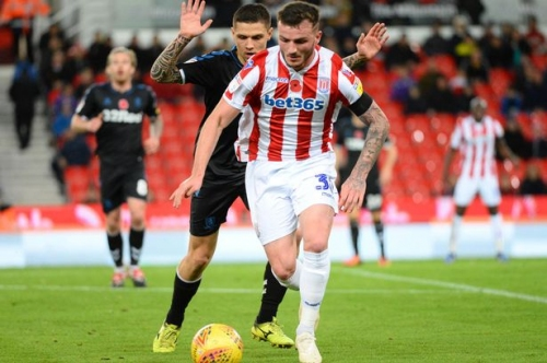 A big cross next to Tom Edwards's name for Stoke City and other talking points