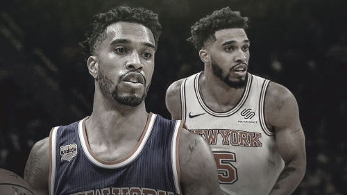 Still no timetable on Knicks guard Courtney Lee's return from neck injury
