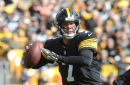 Steelers vs. Ravens: First-half live updates, injury news and open thread