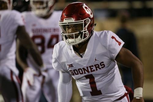 OU football: Game grades for Sooners' win over Texas Tech