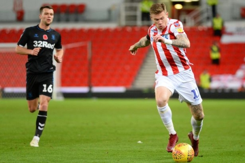 Stoke City to have internal discussions after James McClean episode