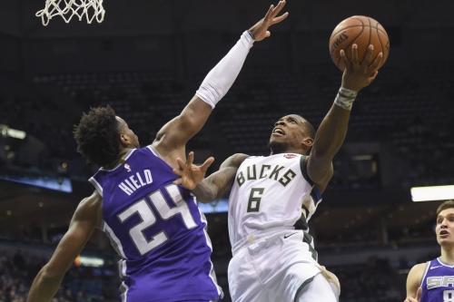 Bucks vs. Kings: Game Thread