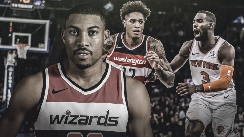 Wizards' Otto Porter questionable vs. Knicks with toe contusion